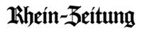 Logo Rhein-Zeitung