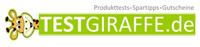 Logo Testgiraffe.de