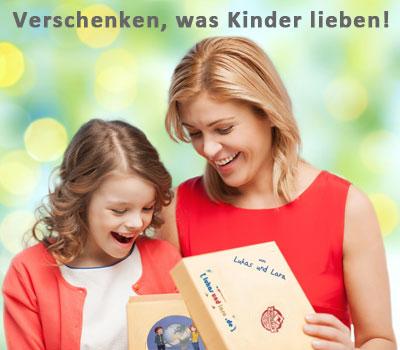 Persönlicher Brief an Kind als Geschenk