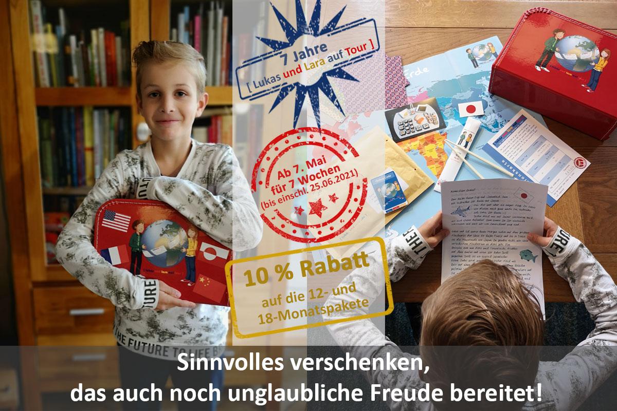 Sinnvolles Geschenk - Eigene persönliche Post für Kinder