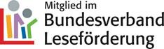 Logo vom Bundesverbad der Leseförderung für Lukas und Lara auf Tour