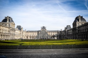 Frankreich - Museum Louvre