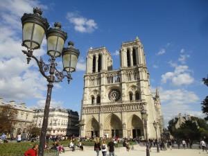 Frankreich - Notre-Dame de Paris