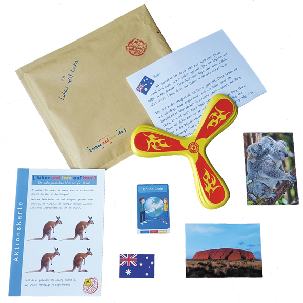 lulatour-Laenderbrief Australien Presse